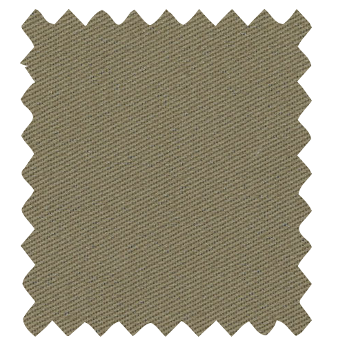 8 oz Camelot Twill Wide - Sanded - British Khaki