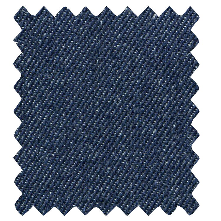 14.5 oz Wearever (tm) Denim - Classic Blue
