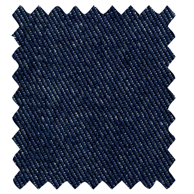 14.5 oz Twister Denim - Classic Blue